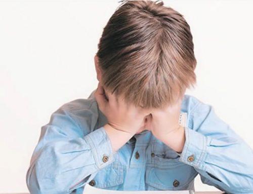 CÓMO SE SIENTE UN NIÑO CON TDAH